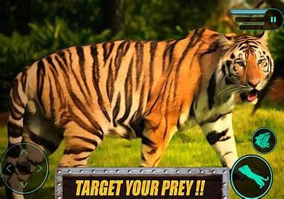 Tiger Simulator 3d Wild Apk Type Screen
