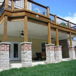 deck patio living 13 photos landscaping 1701