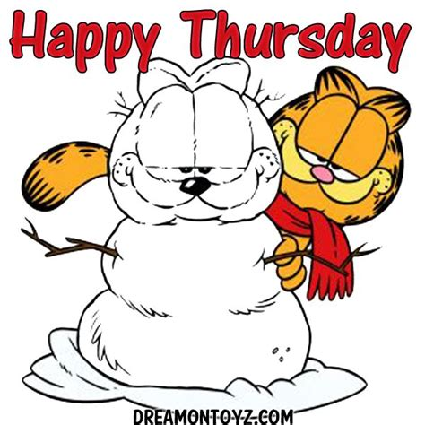23 Best Cartoon Thursday Graphics & Greetings Images On