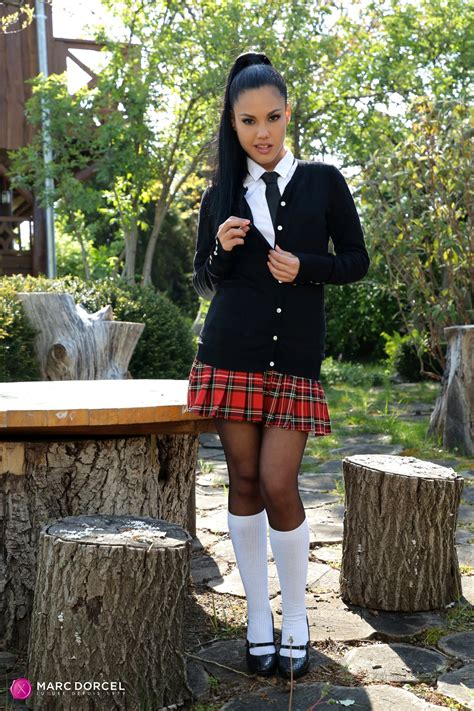 Dorcel Club Anita Bellini Apolonia Lapiedra May Schoolgirl