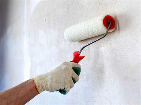 Wände Streichen  Tipps Für Ein Gelungenes Farbergebnis