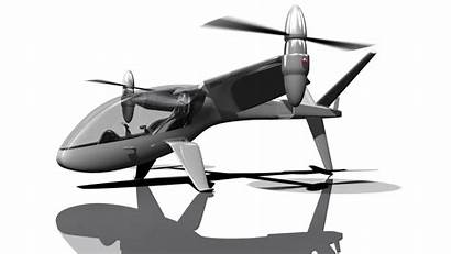 Tilt Personal Rotor Aircraft Fighter Jets Plane