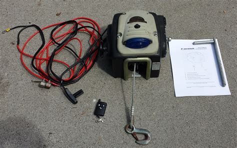 Boat Trailer Winch Post Ontario by Powerwinch Rc 23 Wireless Remote Trailer Winch