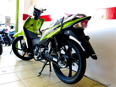 Modification Suzuki Smash Fi by New Suzuki Shooter 115 Fi 2014 Shooter 115 Fi For Sale
