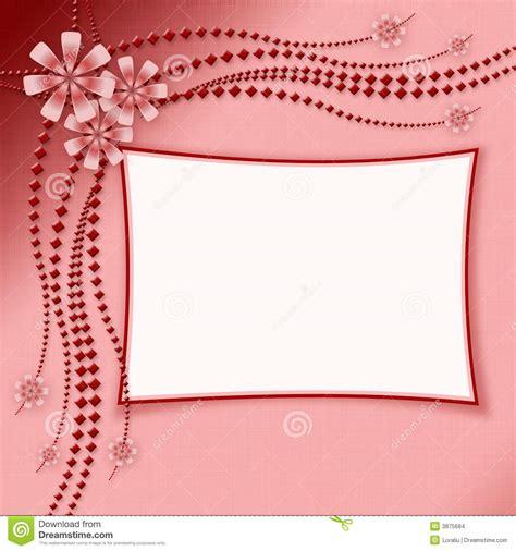 cadre pour des photos avec un ornement de fleur