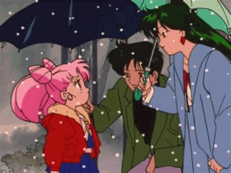 Sailor Moon, 'amore E Silenzio' Di Telesette Su Efp Fanfiction