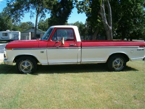 buy used 1976 ford f100 ranger xlt in clifton united states for us 8 750 00