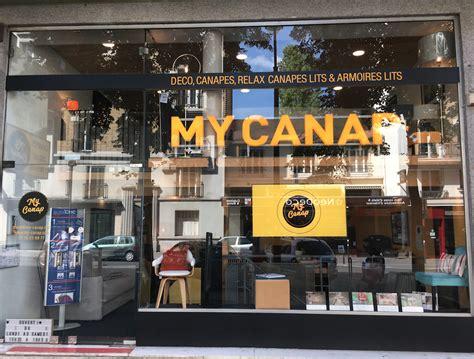 magasin canap angers magasin my canap canapés et canapés lits à my canap
