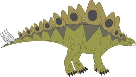 Stegosaurus By Daizua123 On Deviantart