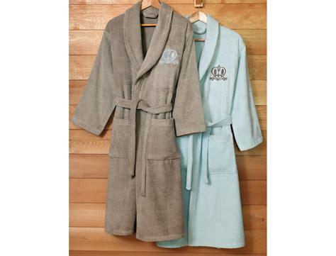 robe de chambre luxe femme peignoir coeurs de montagne linvosges