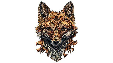 wild fox artwork  wallpapers hd wallpapers id