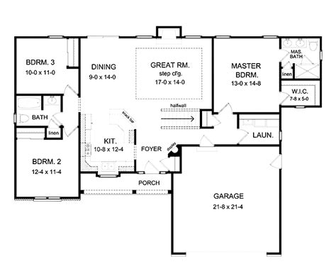 open floor plans houses simple open house plans smalltowndjs