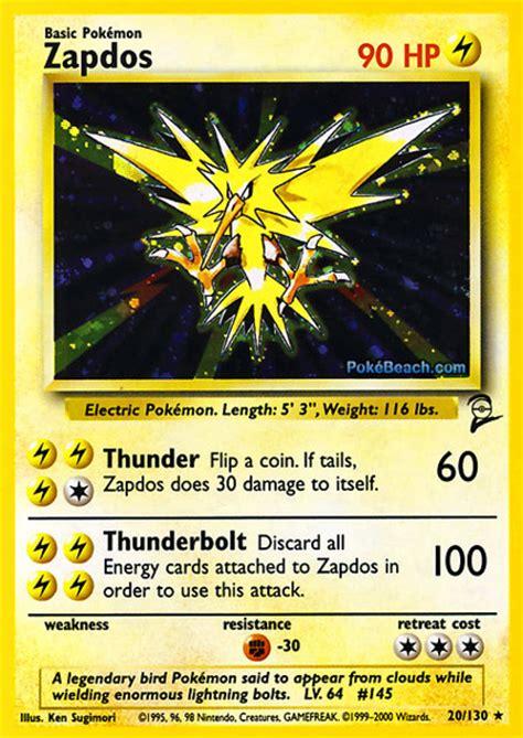 zapdos pokemon card trading cards listia