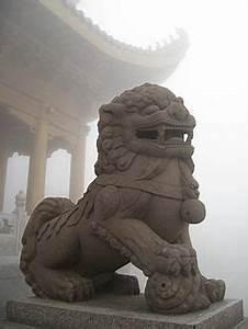 Chinese guardian lions - Wikipedia