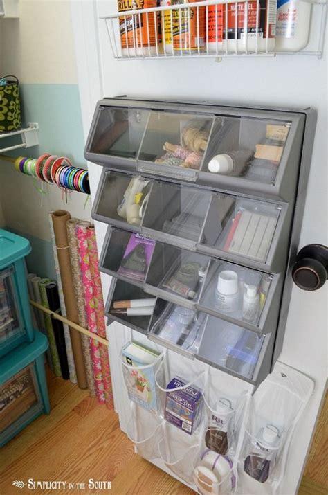 Closet Organization Ideas For Crafts by 8 Craft Closet Organization Tips Small Home Big Ideas