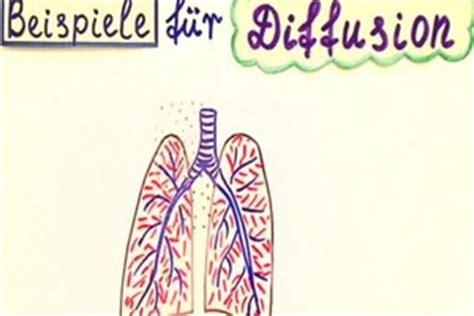 video diffusion  der biologie definition und beispiele