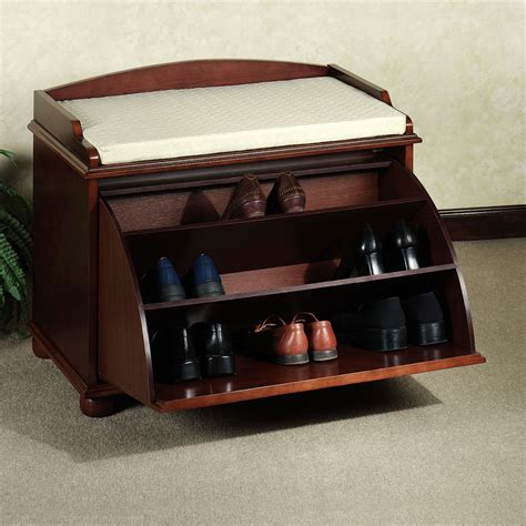 shoe rack bench types of shoe storage solutions for the bedroom ideas 4