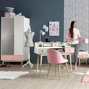 Maison Du Monde Bureau Fille : maisons du monde la nouvelle collection junior d co id es ~ Melissatoandfro.com Idées de Décoration