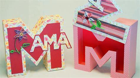 muttertagsgeschenke basteln mama geschenkbox