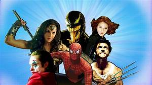 Marvel  Dc  And More  A Guide To Which Superhero Belongs