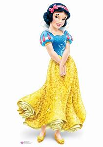 Snow White Royal Debut Lifesize Standup