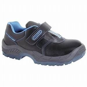 Chaussure De Securite Sans Lacet : chaussure de securite a scratch ~ Farleysfitness.com Idées de Décoration