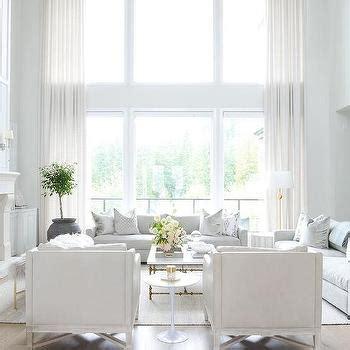 gray  black living room  heather gray sofa  rope