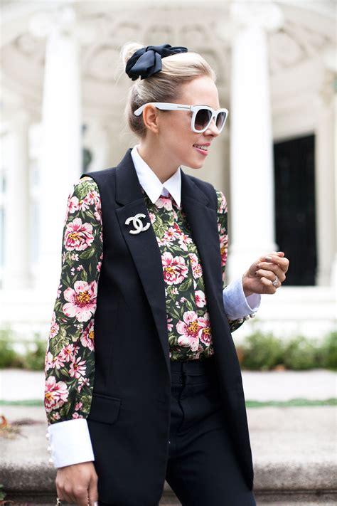 zara printed blouse   bow fashion lombard