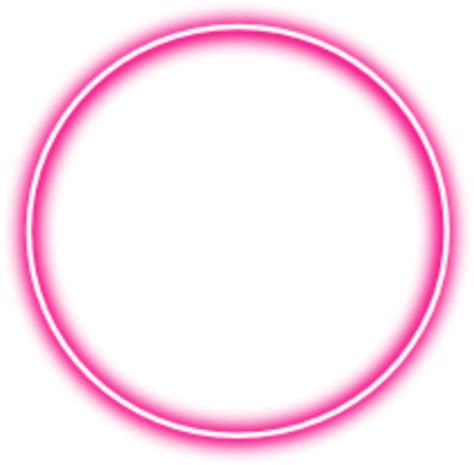 art circle shapes neon neoncircle sticker