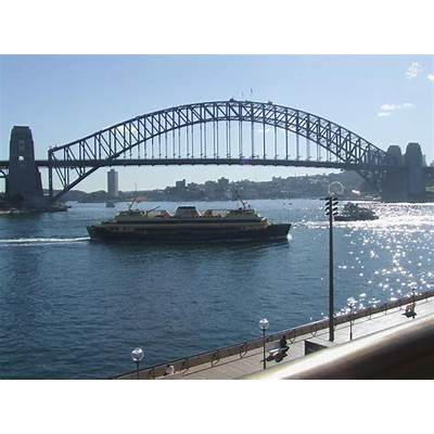 File:Sydney Harbour Bridge from the Opera House.jpg