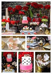 Galentines Day Party - Pretty My Party - Party Ideas