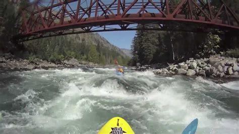 Tumwater Canyon - Wenatchee River, WA - YouTube