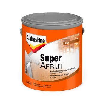 afbijtmiddel karwei alabastine afbijtmiddel 2 5 l kopen afbijt afweekmiddelen