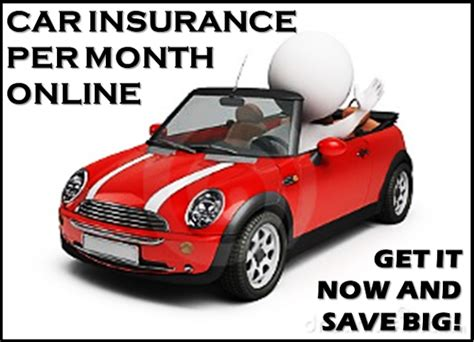Monthly Car Insurance - average monthly car insurance with sr22 no payment