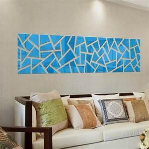 New acrylic sticker home decoration wall art diy d