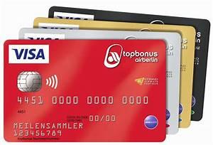 Visa Karte Abrechnung : neuauflage der airberlin visa card verschlechterung der ~ Themetempest.com Abrechnung