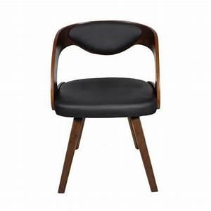 Chaise De Salon Design : chaises design de salon salle manger marron x4 maja achat vente chaise salle a manger ~ Teatrodelosmanantiales.com Idées de Décoration