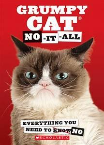 Grumpy Cat: No-It-All by Grumpy Cat | Scholastic