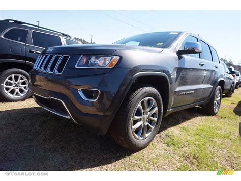 jeep metallic 2016 granite crystal metallic jeep grand cherokee limited