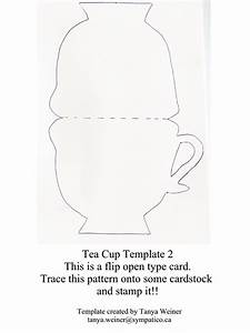 Teacup Mother S Day Card Template Image Result For Tea Cup Template Printable With Images
