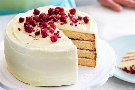 white chocolate cake anneka manning s layered white chocolate cake recipes
