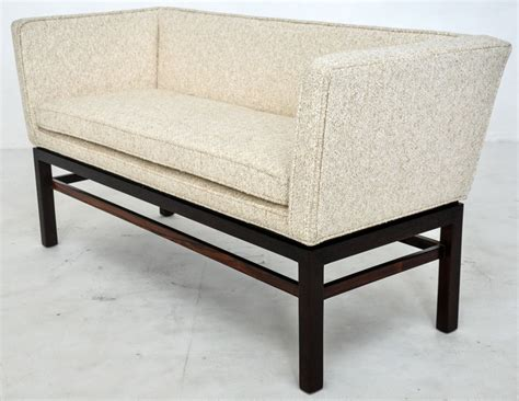 White Settee Bench by Settee Bench White Color Homes By Ottoman Settee Bench