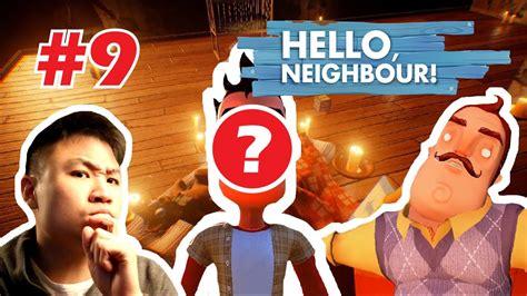 rahasia terbongkar om pemuja setan hello neighbor