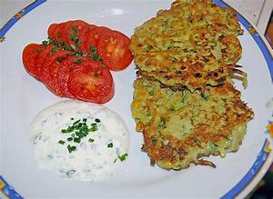 Kartoffel Kürbis Puffer : kartoffel zucchini puffer von julisan ~ Lizthompson.info Haus und Dekorationen