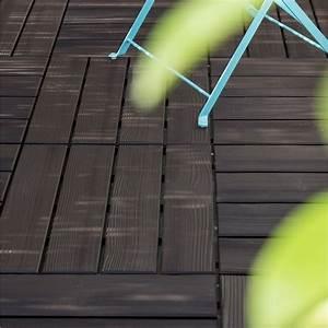 Dalle Terrasse Clipsable : leroy merlin dalles terrasse elegant charmant dalles ~ Melissatoandfro.com Idées de Décoration