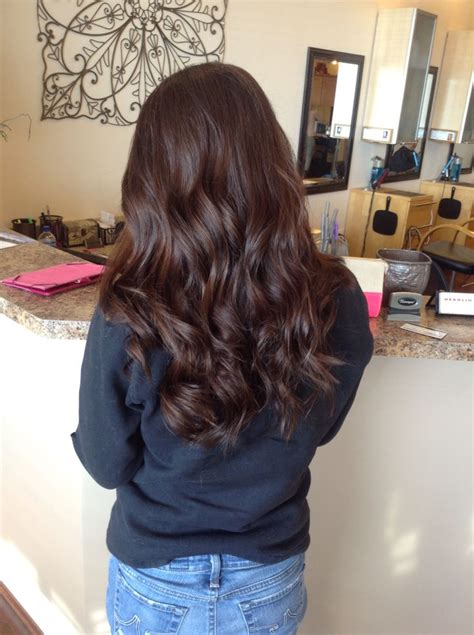 chocolate brown hair color niki nachodsky hair