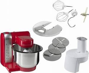 Bosch Küchenmaschine Rosa : bosch k chenmaschine mum48r1 600 watt kaufen otto ~ Watch28wear.com Haus und Dekorationen