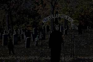 Haunted Graveyard by Stevensons84 on DeviantArt