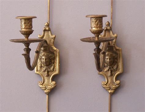 Wall Candle Holders Modern Sconce Lighting
