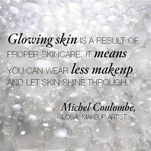 10 Inspirationa... Glow On Face Quotes
